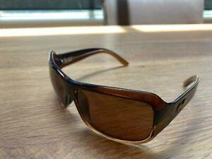 Maui Jim Palms MJ111-01 Polarized Women's Sunglasses 63/15 115 Bronze Lens