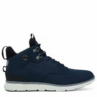 Timberland A1IM5 Earthkeepers Killington Hiker Mens Leather Chukkas Navy Size