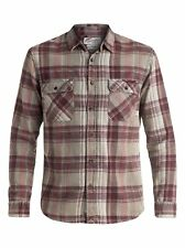 QUIKSILVER Men's HAPPY Flannel Shirt - RPV1 - XL - NWT