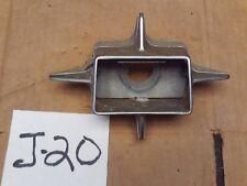 1969 69 FORD LTD GALAXIE FULL SIZE TAIL LIGHT REVERSE LITE BEZEL TRIM STAR  500
