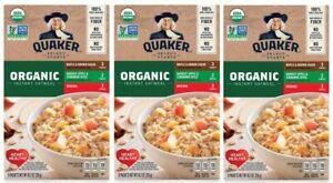 (3) Quaker Select Starts Organic Variety Pack (3-41gram, 2-42gram, 3-28gram) 10.
