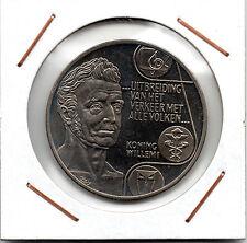 Holanda ( Netherlands ) : 2 1/2  ECU 1992 ( Koning Willem I ) UNC