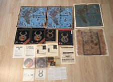 Ultima Online Game Lot w Maps Pin Guide Books Manual Book Second Age