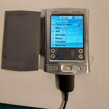 PalmOne Tungsten E2 Pda Handheld Organizer No Charger Tested