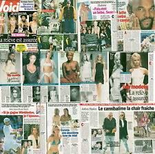 Voici Anthony Hoskins,Heather Locklear,Brooke Schields,Madonna, Mister T,Waris D