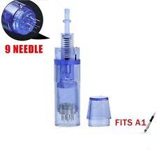 0.5-3mm 540 Titanium Microneedle derma roller Dermaroller Micro Needle Skin Hot