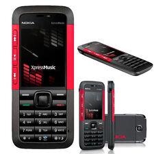 NOKIA Xpress Music 5310-colore Rosso (Sbloccato) consegnato il giorno successivo