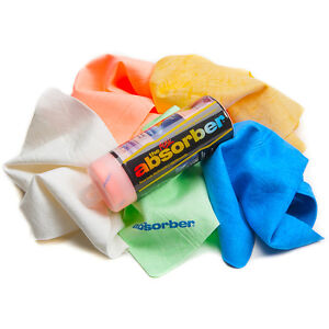 Absorbent Drying Towel - The Mini Absorber Domestic Cloth