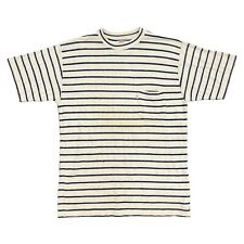 Levi's Striped Pocket Tshirt | Vintage 90s Towel Material American Designer XL