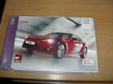 Toyota GT86 2013 Brochure