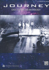 """""""JOURNEY""""-EASY GUITAR-TAB ANTHOLOGY MUSIC BOOK BRAND NEW ON SALE RARE ON SALE!!"""