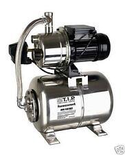 T.I.P. Hauswasserwerk HWW 4500 INOX Edelstahl max.Fö.4.350l/h 1.200W 5,0 bar NEU