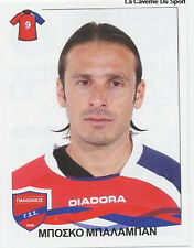N°268 BOSKO BALABAN # CROATIA PANIONIOS STICKER PANINI GREEK GREECE LEAGUE 2010