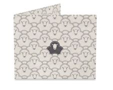 Dynomighty BLACK SHEEP MIGHTY WALLET by DAVIES BABIES artist collective AC-1013