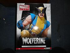 Wolverine Statue With COA And Trading Card