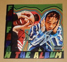 Chris Brown Tyga Fan of a Fan Clean Version Signed Autographed CD RARE New