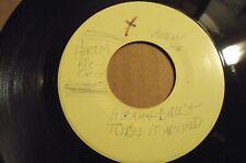 Hiram & Direct turn it around Test Press birdie Electro Boogie B-Side hear it
