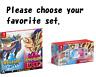 Pokemon Sword Shield Games or Nintendo Switch Lite Zashian Zamazenta JP