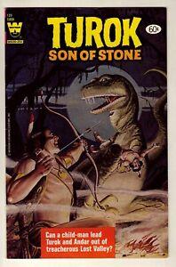 Turok, Son of Stone #129 - February 1982 Whitman - Painted cover - Fn/VFn (7.0)