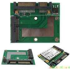 Mini Pcie mSATA SSD to 2.5'' SATA Drive Adapter Converter Card Module Board Ahy