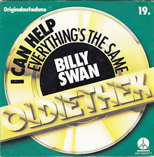 "Single 7"" Billy Swan ""I can help/everything´s the same"""