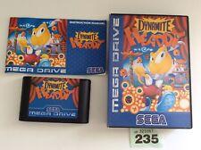 Sega Dynamite Headdy Mega Drive