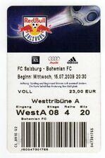 Ticket EC FC Salzburg - Bohemians Dublin 15.07.2009