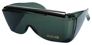 SUNSHIELDS Premier Driving Sunglasses Moulded Tinted Smoke UV400 Lens Fit Over
