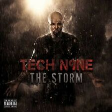 Storm - Tech N9ne (2016, CD NIEUW) Explicit Version