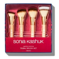 Sonia Kashuk Limited Edition Tribal 4-Piece Makeup Brush Set
