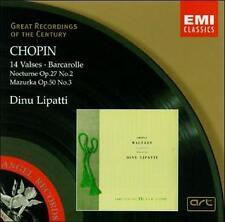 Chopin: 14 Waltzes; Barcarolle; Nocturne No. 2; Mazurka No. 3