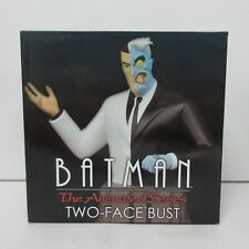 Diamond Select Batman The Animated Series Limited Edition Two-Face Bust