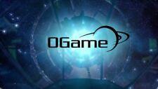 OGame Universum Cosmos 5kk Ressourcen