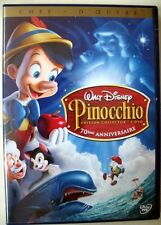 DVD DISNEY - Pinocchio Edition Spéciale - 2 DVD