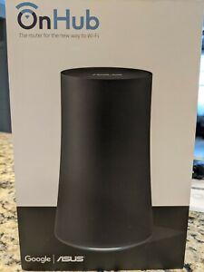 ASUS SRT-AC1900 Google OnHub Wi-Fi Router Black