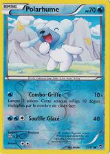 Polarhume Reverse - XY3:Poings Furieux - 21/111 - Carte Pokemon Neuve Française
