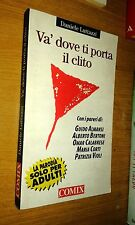 DANIELE LUTTAZZI-Và DOVE TI PORTA IL CLITO-COMIX-1996-SR22