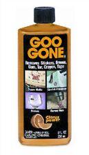Magic Goo Gone Citrus Cleaner Solvent 8 oz Bottle GG12 Removes gum grease tar