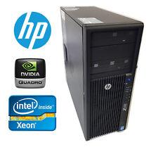 HP Z420 Workstation Intel Xeon E5-1620 3.6GHz 8GB DDR3 RAM Quadro K2000