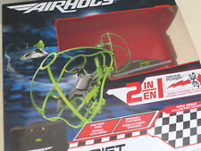 Airhogs Hyper Drift Drone New Sealed Spin Master 2 in 1 Drift or Fly