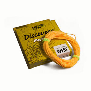 BFC Discovery Floating Weight Forward 100ft WF5F Fly Line