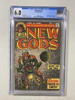 New Gods #1 | CGC 6.0 | 1st App of Orion, Highfather & Kalibak | (DC, 1971)