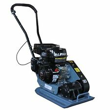 FoxHunter Petrol Engine Compactor Compaction Plate 5.5 hp Tamper HS-60