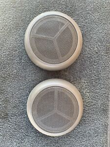 Fj80 LX450 Rear Door Speaker Covers