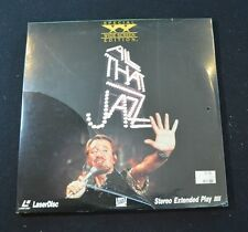 All That Jazz (1979) Special Widescree Edition  LASERDISC  NEW