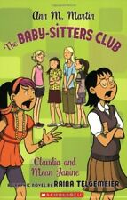 The Baby-Sitters Club: Claudia and Mean Janine (BS