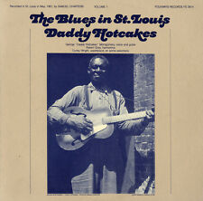 Daddy Hotcakes - The Blues in St. Louis, Vol. 1: Daddy Hotcakes [New CD]