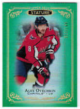19/20 2019 UD STATURE HOCKEY BASE GREEN PARALLEL CARDS #1-100 U-Pick From List