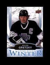 2016 Upper Deck Winter Hockey #W10 Wayne Gretzky (Kings) MINT