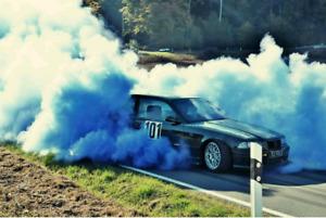 BMW Opel Ford Mustang Line Lock Drift Motorsport Burnout